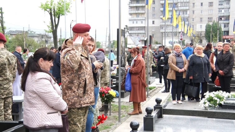 Заходи з нагоди Дня пам'яті та примирення а також Дня Перемоги