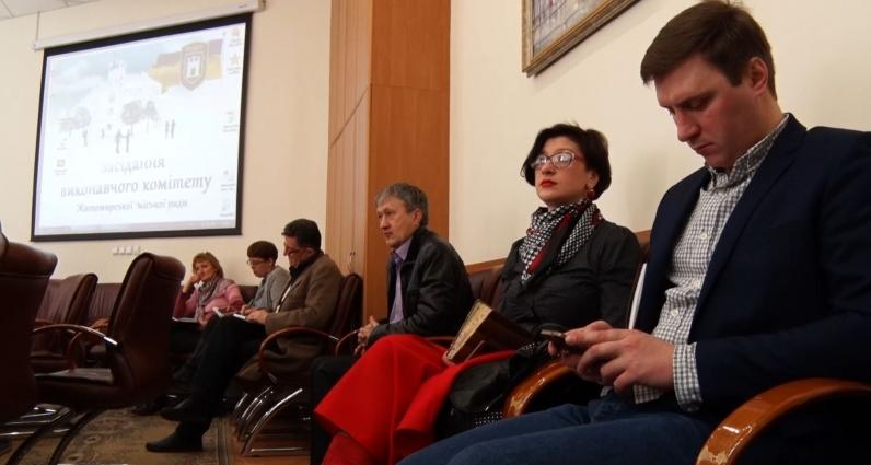 У Житомирі відбувся звіт громадської ради приміському голові
