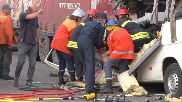 У ДТП під Житомиром загинуло 10 людей
