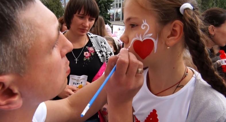 У Житомирі відзначили свято татусів