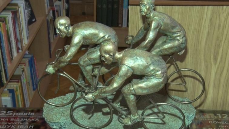 Перше товариство велосипедистів в Житомирі заснували 1893 року