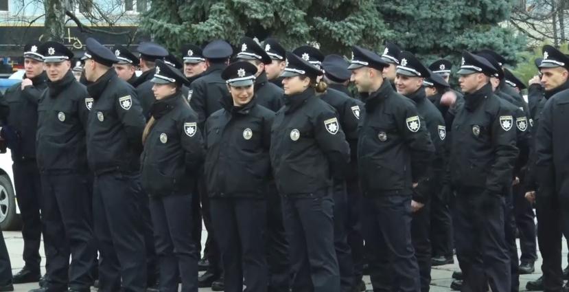"""Житомирські поліцейські 22-го березня святкують свій перший """"День народження"""""""