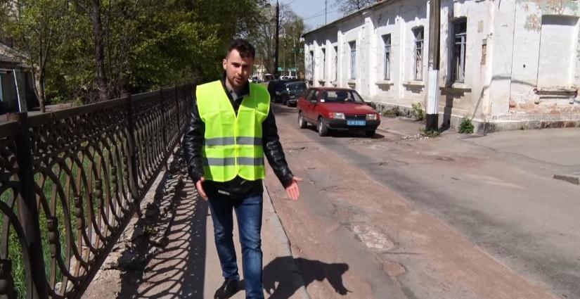Хроніки ремонтів доріг в Житомирі: вулиця Лермонтовська
