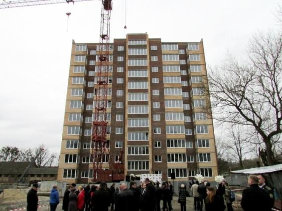 В Житомирі 14 працівників СБУ отримали квартири
