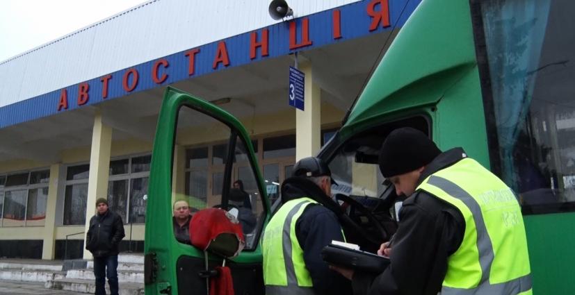 На водія маршруту Радомишль-Житомир склали акт. Виплата штрафу лягла на плечі перевізника