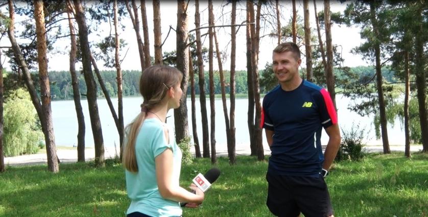 Житомирський триатлет виборов «срібло» на Кубку Азії зі спринту