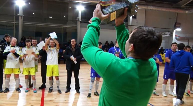 ФК «Левків» – переможець Другої ліги у Чемпіонаті Житомира з футзалу
