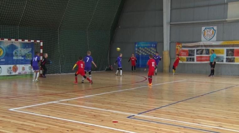 Житомирська ЗОШ № 28 – переможець обласного етапу Шкільної футзальної ліги України