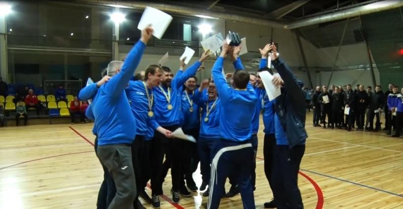 ФК «Атлет-Житомир» – чемпіон Житомира з футзалу сезону 2017/2018