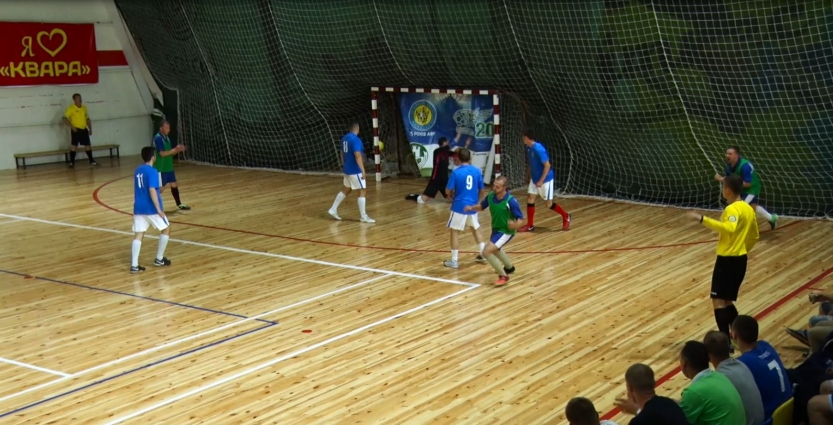 У Житомирі втретє відбувся соціальний турнір «Джерело життя»