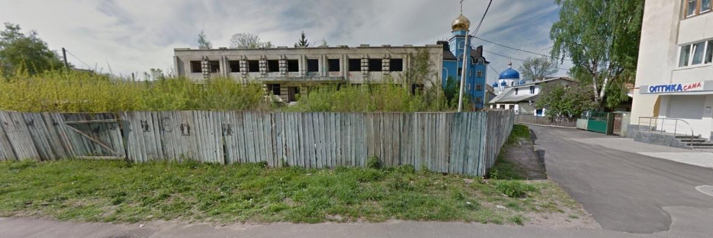 Житомряни вимагають завершити недобудову за Телецентром і збудувати там Центр розвитку дитини
