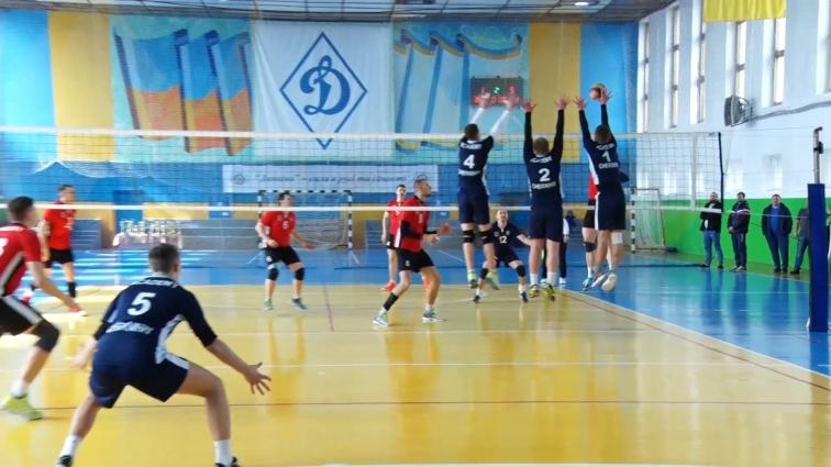 Житомирський ВК «Житичі» – чемпіон України серед чоловічих команд Першої ліги