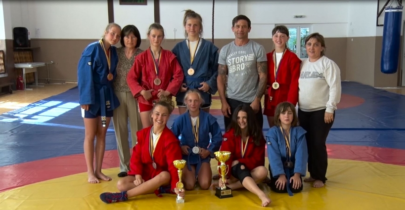 Самбісти Житомирщини стали призерами одразу на декількох чемпіонатах України
