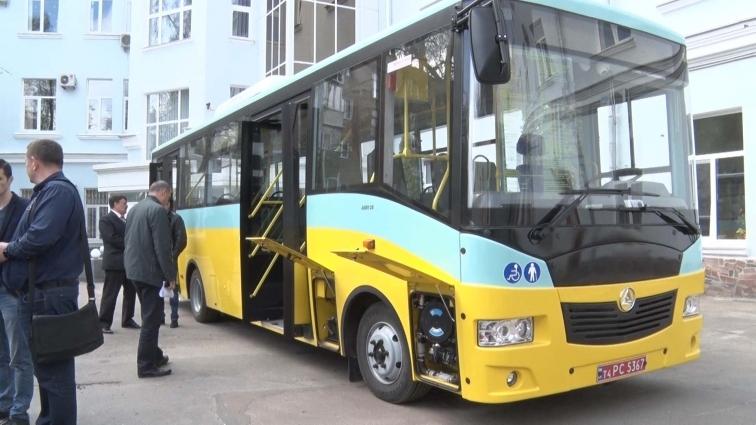 Житомирські чиновники обирають автобуси