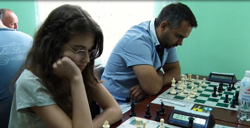 У Житомирі відбувся відкритий Кубок міста з класичних шахів