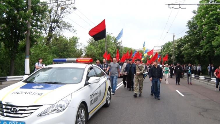 Заходи до 9 травня відбулись у Житомирі
