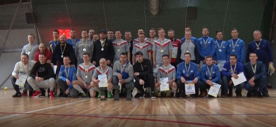 МФК «Галант» – чемпіон Житомира з футзалу в Першій лізі