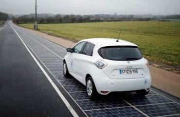 На трасі КИЇВ-ЧОП планують встановити сучасні системи освітлення на сонячних батареях