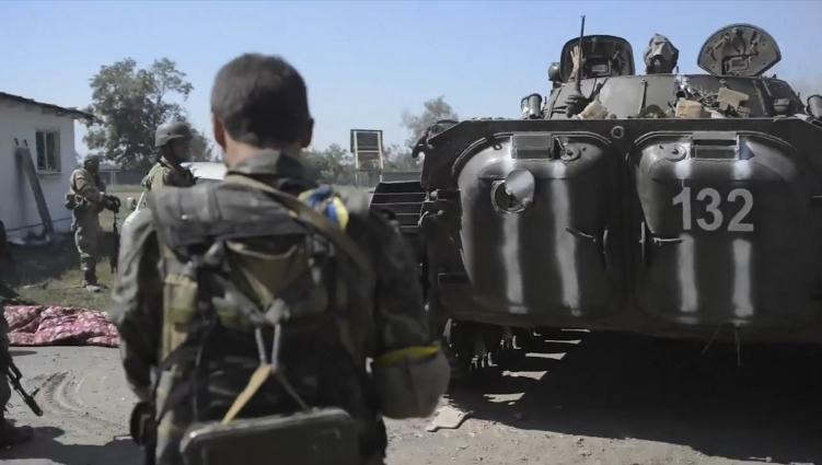 Кіборг Халк про оборону Донецького аеропорту