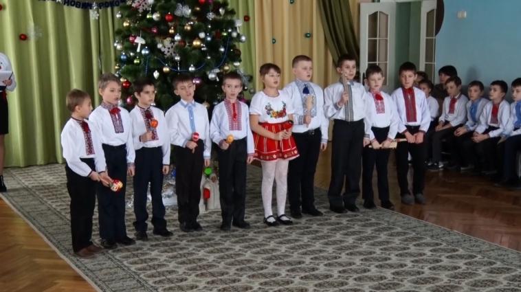 Лідер Соціалістичної партії України привітав дітей Денишівського навчально-реабілітаційного центу зі святом Миколая