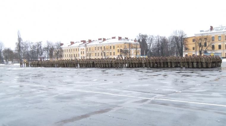 У День Збройних Сил України відкрили музей бойової слави Житомирщини
