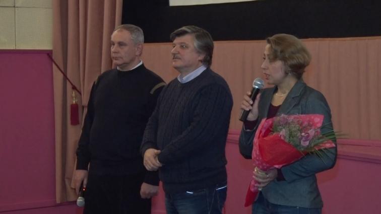 Фільм «Тримай біля серця» презентували в Житомирі
