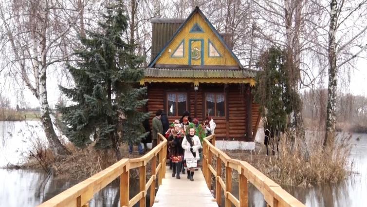 У Старому Солотвині відбувся різдвяний фестиваль