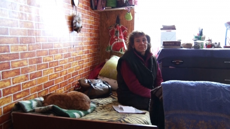 Безпритульні взимку шукають обігріву