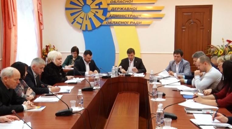 В Житомирській облраді хочуть фінансувати новостворений батальйон територіальної оборони