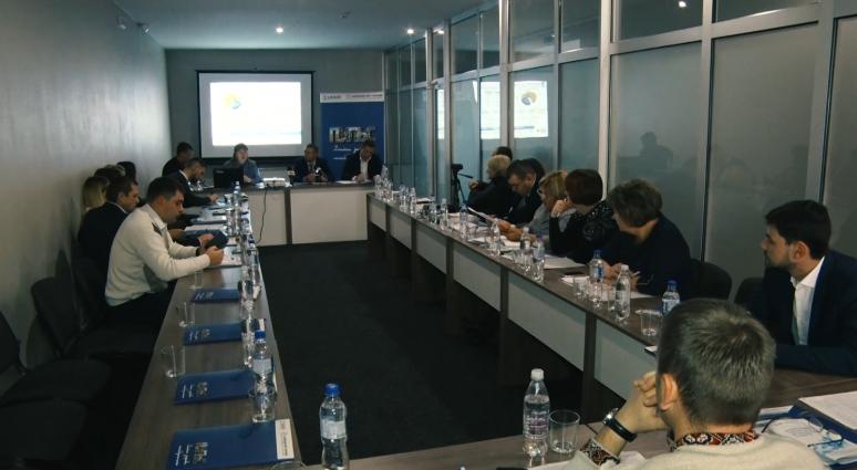 В Житомирі на засіданні Асоціації міст України говорили про ЖКГ