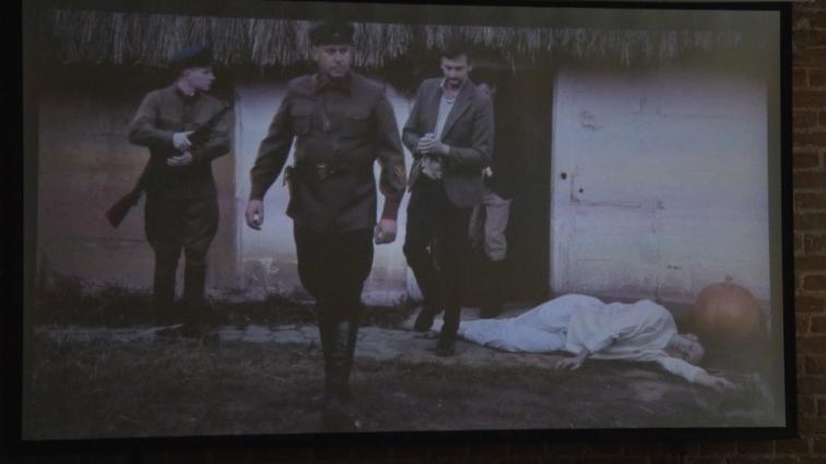 У Житомирі показали тизер фільму «Біль пам'яті»