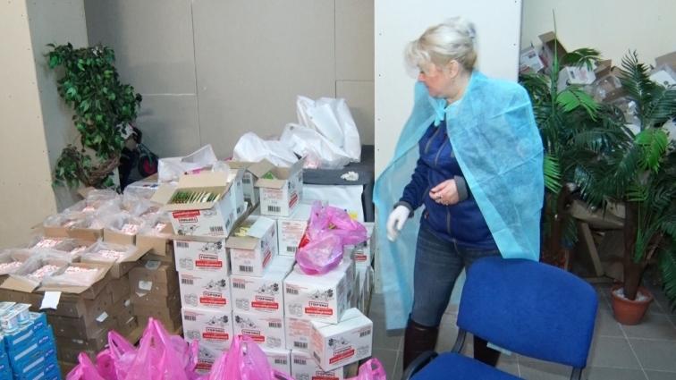 Житомиряни можуть безплатно отримати продукти харчування у БО «Благодійний фонд «Нас об'єднує Житомир»