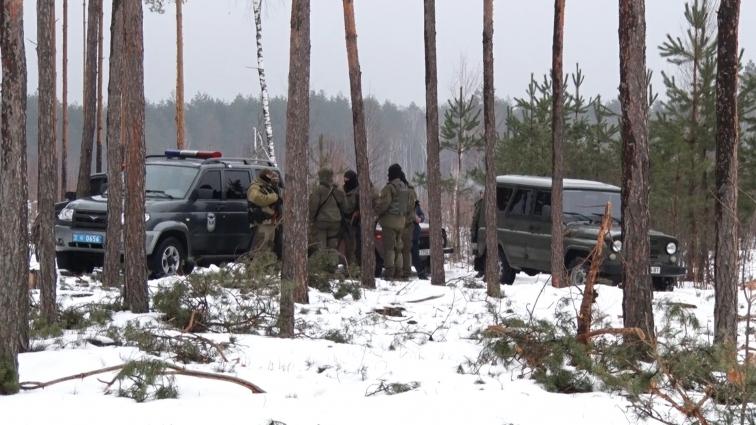 На Житомирщині лісокради стріляли в лісівників