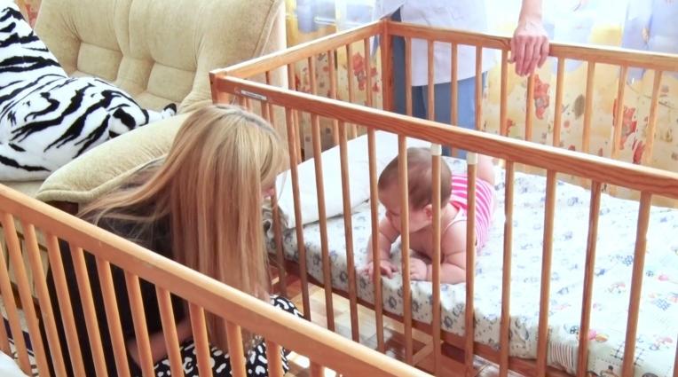 Вихованців Житомирського обласного спеціалізованого будинку дитини відвідала заступник Міністра юстиції України