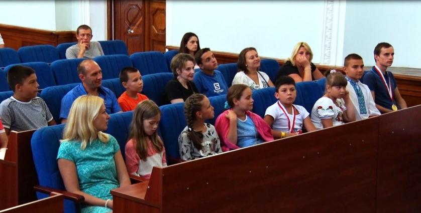 Діти учасників АТО відпочили в Грузії