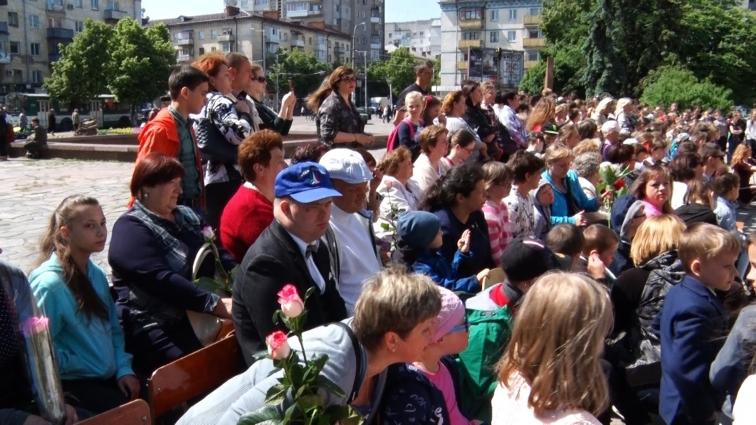 День родини відсвяткували у житомирській ЗОШ № 17