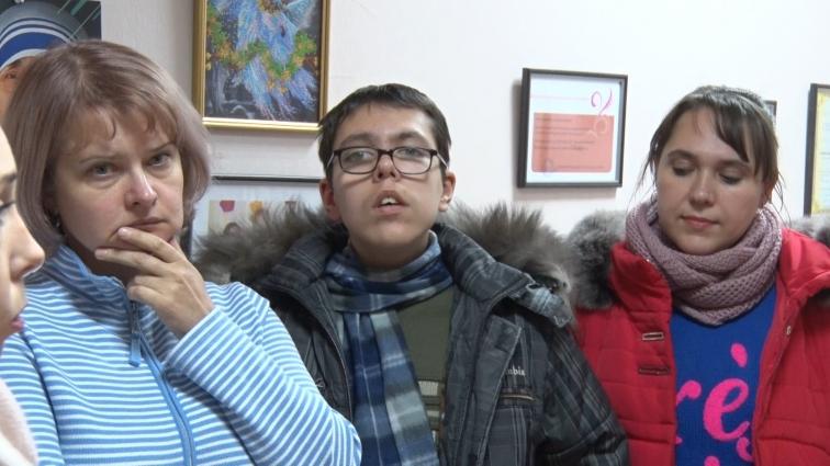 Батьки важкосправних дітей прагнуть аби в Житомирі відкрили Центр денного догляду