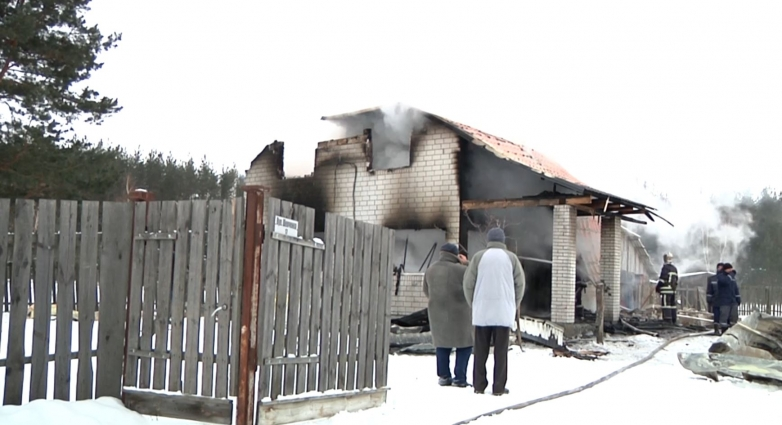 Хлопчик, котрий обгорів на пожежі, потребує допомоги