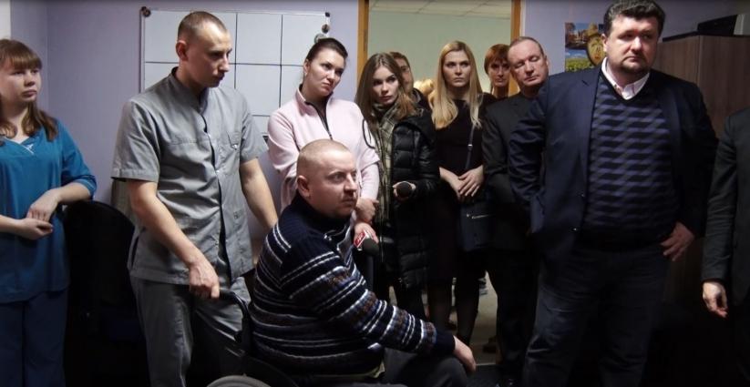 В «Міжнародний фонд братів Кузьміних» приїздила делегації від України та НАТО