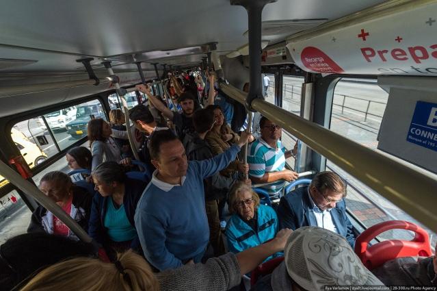Житомиряни не хочуть платити 5 гривень за проїзд в переповнених розбитих маршрутках