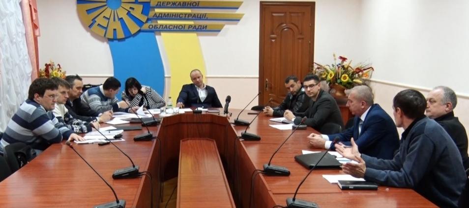 У Житомирській облдержадміністрації побились активісти