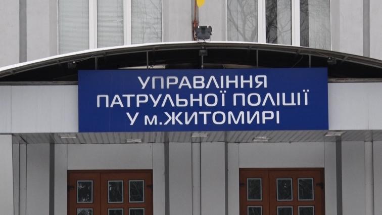 Житомирські депутати хочуть більше патрульних екіпажів на вулицях