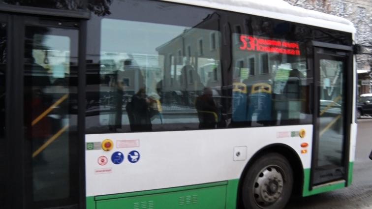 У Житомирі тестують електробус