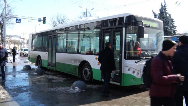 У Житомирі тестували електробус