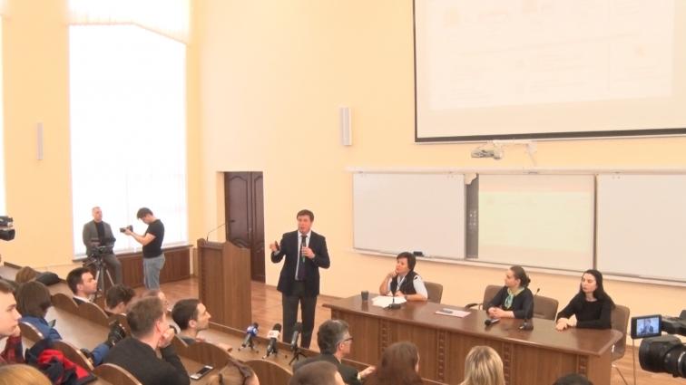 Геннадій Зубко прочитав лекцію про енергоефективність студентам Житомирської політехніки