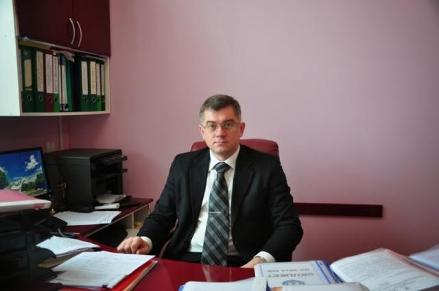 Заяву на звільнення написав фінансист Сергій Гаращук