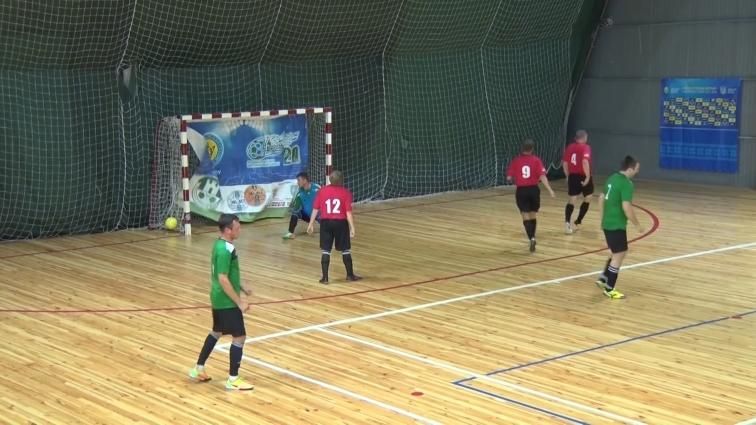 У Житомирі зіграли перші матчі ювілейного Кубку міського голови з футзалу