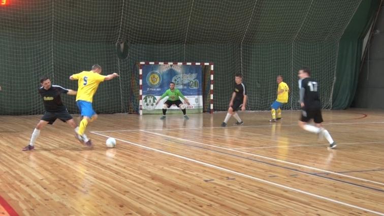 Результати V туру Вищої ліги футзального Чемпіонату Житомира