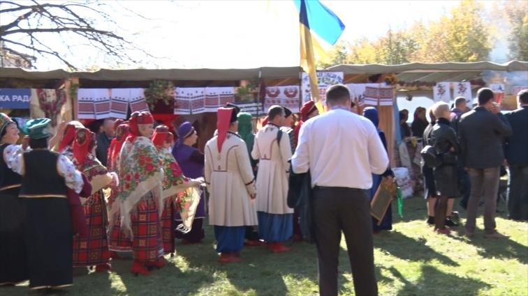 У Кодні святкували Гайдамацьку Покрову та вшановували борців за Україну різних часів