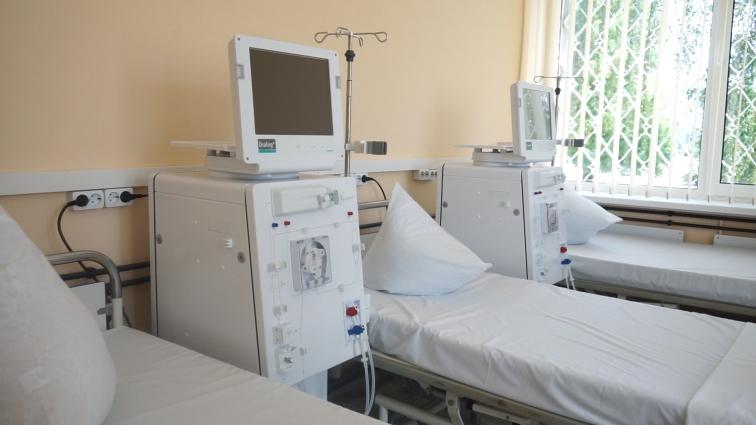 В Овручі відкрили оновлене відділення гемодіалізу